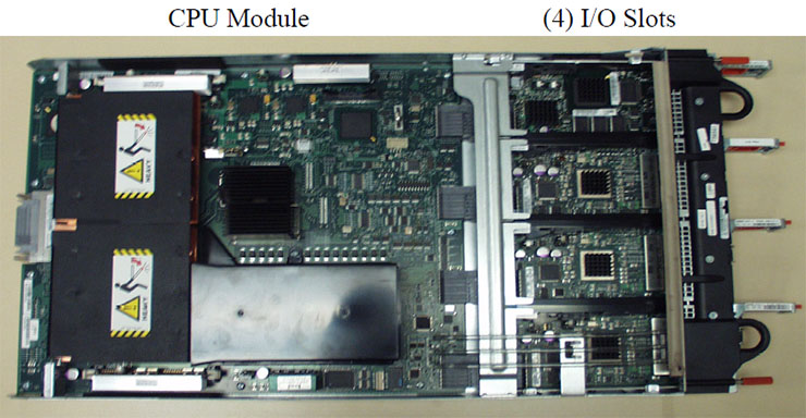 CX4-960 I/O and CPU modules