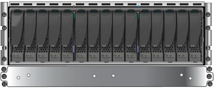 EMC VNX7600 15 x 3.5 inch DPE